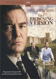 The Browning Version movie in Matthew Modine filmography.