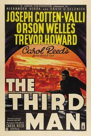 The Third Man is the best movie in Orson Welles filmography.