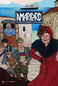 Amarcord movie in Magali Noel filmography.