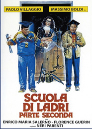 Scuola di ladri - parte seconda movie in Enrico Maria Salerno filmography.