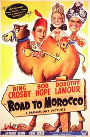 Road to Morocco movie in Anthony Quinn filmography.
