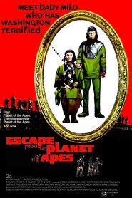 Escape from the Planet of the Apes movie in William Windom filmography.