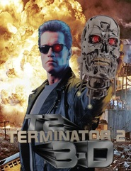 T2 3-D: Battle Across Time movie in Robert Patrick filmography.