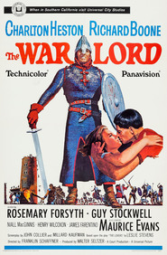 The War Lord movie in Niall MacGinnis filmography.