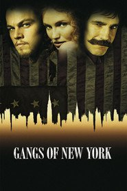 Gangs of New York movie in John C. Reilly filmography.