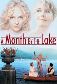A Month by the Lake movie in Uma Thurman filmography.