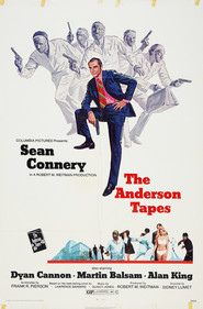 The Anderson Tapes movie in Sean Connery filmography.