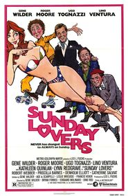 Sunday Lovers movie in Ugo Tognazzi filmography.