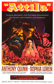 Attila movie in Anthony Quinn filmography.