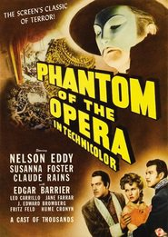 Phantom of the Opera movie in Steven Geray filmography.
