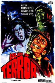 Island of Terror movie in Niall MacGinnis filmography.