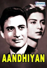 Aandhiyan movie in Dev Anand filmography.