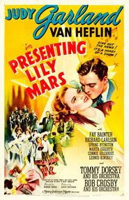 Presenting Lily Mars movie in Judy Garland filmography.