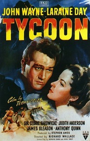 Tycoon movie in Anthony Quinn filmography.