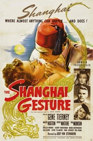 The Shanghai Gesture movie in Mike Mazurki filmography.