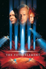 The Fifth Element movie in Bruce Willis filmography.