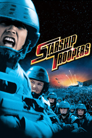 Starship Troopers movie in Michael Ironside filmography.