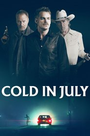 Cold in July movie in Sam Shepard filmography.