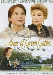 Anne of Green Gables: A New Beginning movie in Barbara Hershey filmography.