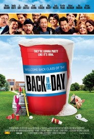 Back in the Day movie in Michael Rosenbaum filmography.