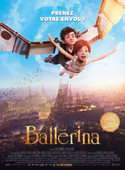 Ballerina movie in Elle Fanning filmography.