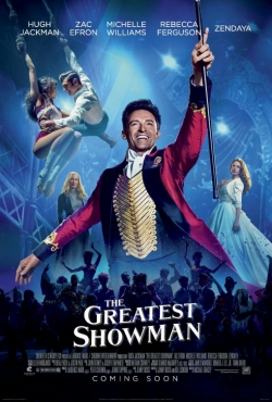 The Greatest Showman movie in Rebecca Ferguson filmography.
