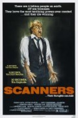 Scanners movie in Michael Ironside filmography.