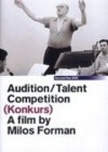 Konkurs movie in Milos Forman filmography.