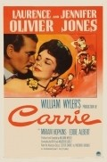 Carrie movie in William Wyler filmography.
