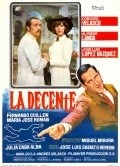 La decente movie in Julia Caba Alba filmography.