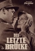 Die letzte Brucke movie in Maria Schell filmography.