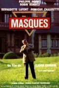 Masques movie in Claude Chabrol filmography.