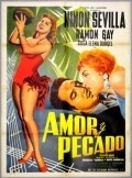 Amor y pecado movie in Antonio Bravo filmography.
