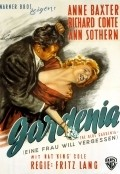 The Blue Gardenia movie in Fritz Lang filmography.