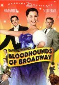 Bloodhounds of Broadway movie in George E. Stone filmography.