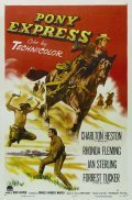 Pony Express is the best movie in Rhonda Fleming filmography.