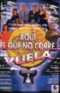 Aqui, el que no corre... vuela movie in Alfredo Landa filmography.