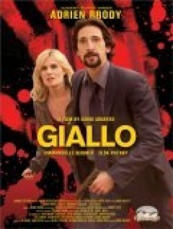 Giallo movie in Adrien Brody filmography.