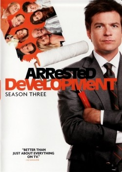 Arrested Development movie in Will Arnett filmography.