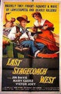 The Last Stagecoach West movie in Glenn Strange filmography.