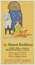 The Green Goddess movie in Jetta Goudal filmography.