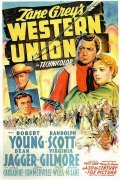 Western Union movie in Fritz Lang filmography.