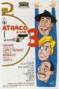 Atraco a las tres is the best movie in Alfredo Landa filmography.