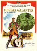Les fetes galantes movie in Jean-Pierre Cassel filmography.