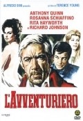 L'avventuriero movie in Anthony Quinn filmography.