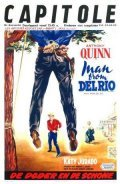 Man from Del Rio movie in Anthony Quinn filmography.