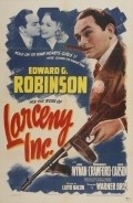 Larceny, Inc. movie in Anthony Quinn filmography.