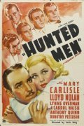 Hunted Men movie in Anthony Quinn filmography.
