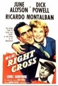 Right Cross movie in Ricardo Montalban filmography.