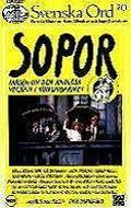 SOPOR movie in Sven Lindberg filmography.